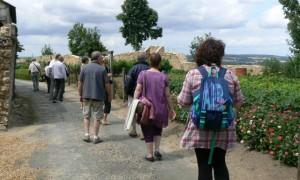 Visite des Jardins de Montmirail